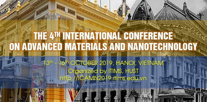 ICAMN 2019 - The 4th International Conference on Advanced Materials and Nanotechnology